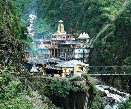 Yamunotri Dham- Yamunotri Temple & Yatra Information