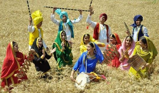 Baisakhi Festival in 2020 - Vaisakhi Celebrartion in India | Tour ...