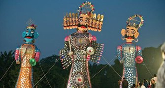 why celebrate dasara festival