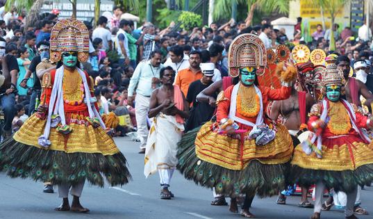Image result for onam festival