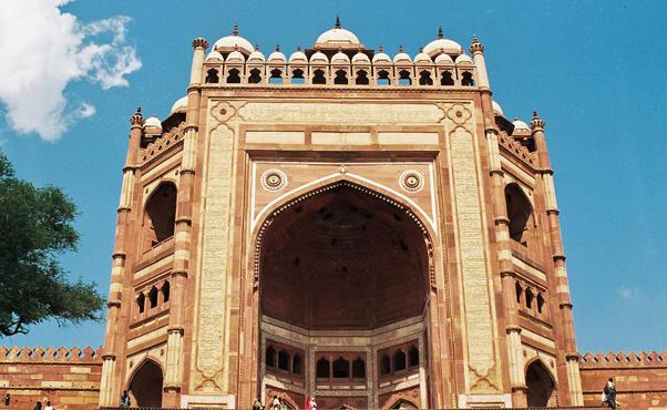 Fatehpur Sikri-The World Heritage Sites in India | Fatehpur Sikri ...