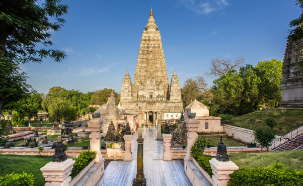 Image result for 5. Mahabodhi Temple