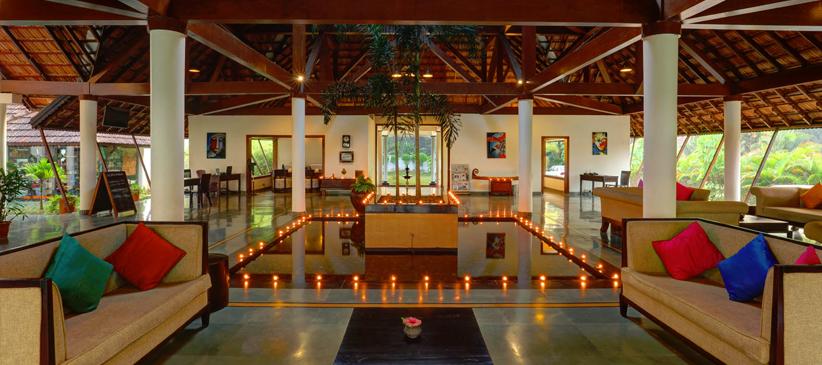 Aveda Resort Spa Kumarakom