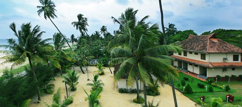 Casamaria Beach Resort Alleppey