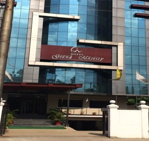 Hotel Grand Majesty Guwahati