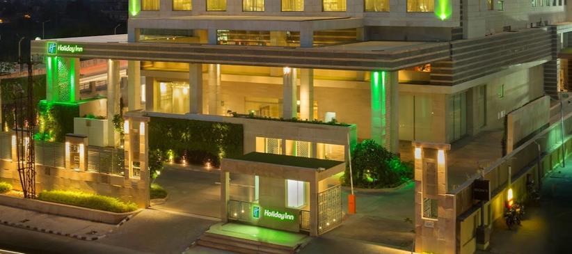 Holiday Inn Jaipur City Centre 5 Star Hotel
