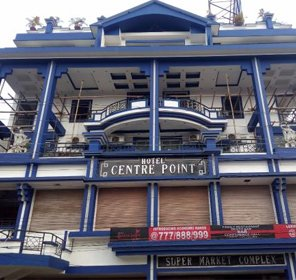 Hotel Center Point Tinsukia Assam