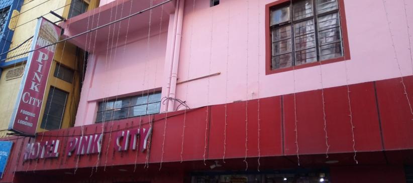 Hotel Pink City Dimapur Nagaland 3 Star Budget Luxury Hotel
