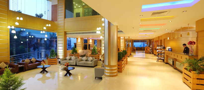 Quilon Beach Hotel Kollam The Convention Centre Kerala