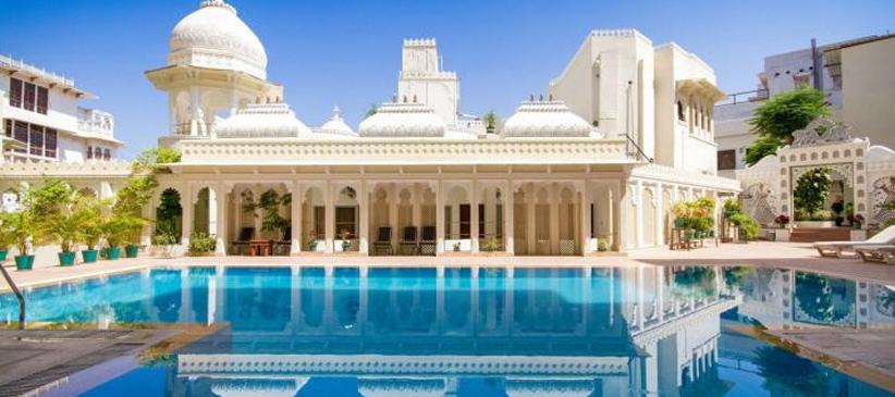 Udaipur Hotels 3 Star Hotel Swaroop Vilas, U...