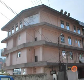 The Eastgate Hotel, Kohima