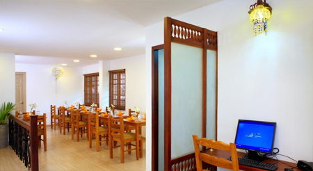 Abad Pepper Route Hotel, Kochi