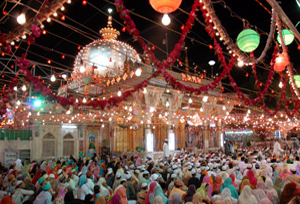 Ajmer Sharif in Rajasthan