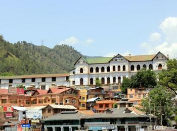 akhand chandi palace chamba himachal rh tourmyindia com