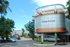 Prince Hotel, Alleppey