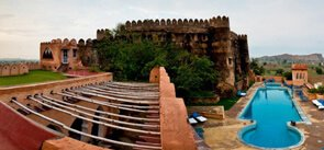 Hill Fort Kesroli, Alwar