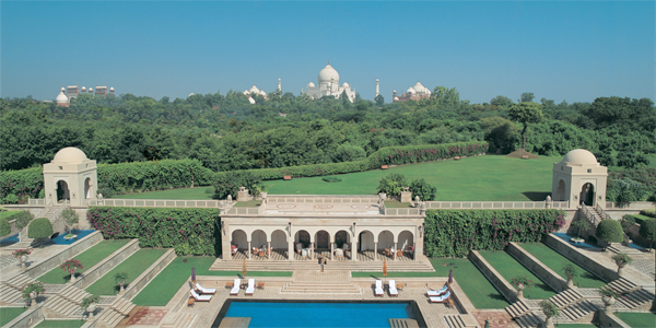 Hotel Amar Vilas Palace In Agra Book Luxurious 5 Star
