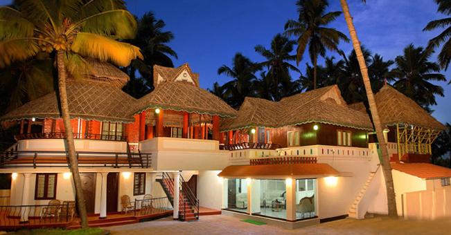 Amaravathy Beach Resort Kerala
