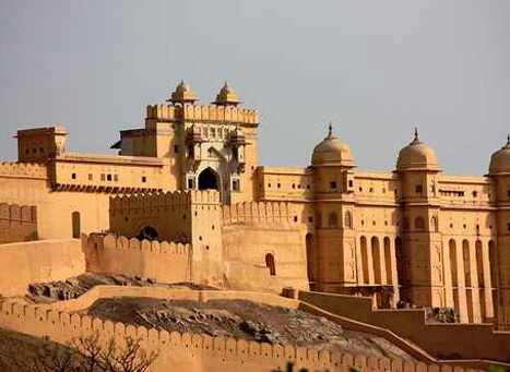 Amer Fort & Place Jaipur | Amber Fort - The Pride of Jaipur