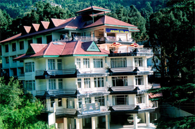 Hotel Anand Palace Dharamshala