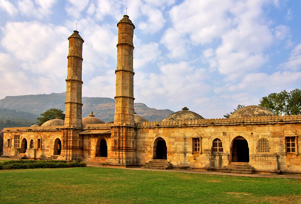 Ancient Mosque Champaner