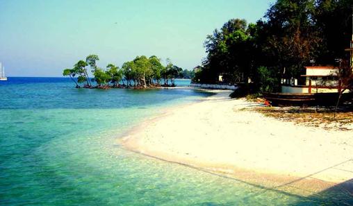 Andaman Nicobar Beaches