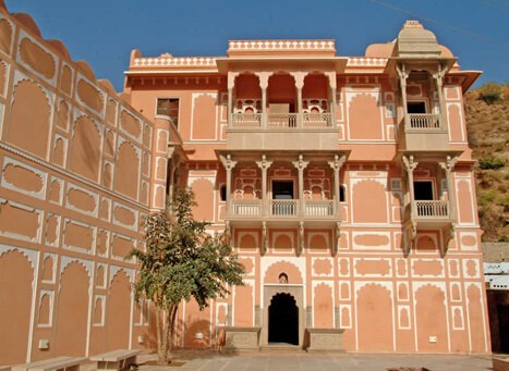 Anokhi Museum of Hand Printing, Rajasthan