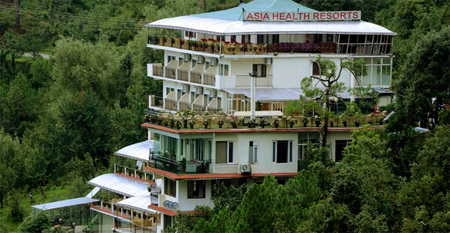 Asia health resort and spa dharamshala - Hotels in dharamshala with swimming pool ...