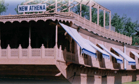 Athena Group of Houseboats