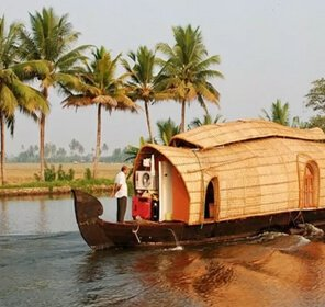 Backwaters and Beaches of Kerala