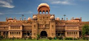 Lalgarh Palace and Museum, Bikaner