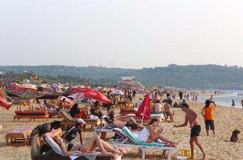 Hotels In Baga Beach Goa India