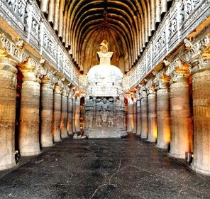 Mystic Ajanta Caves