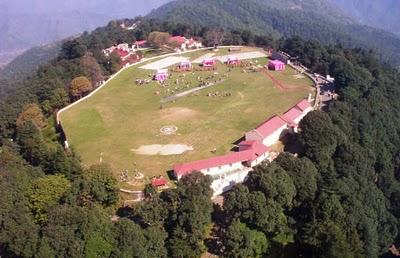 Chail Cricket Ground