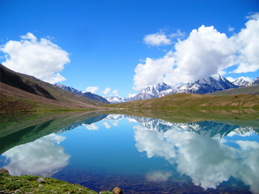Chandertal Lake Himachal