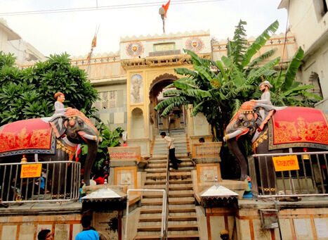 Charbhuja Temple, Kumbhalgarh