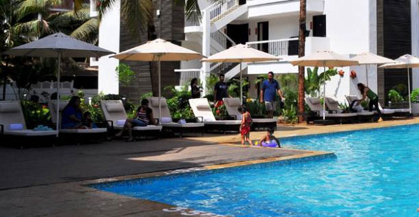 Citrus Goa Hotel 4 Star Hotels On Calangute Beach