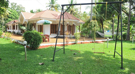 Coconut Creek Farm and Homestay, Kottayam