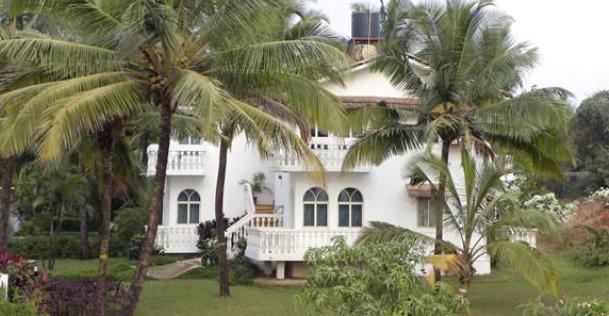 Colonia Santa Maria Three Star Beach Resort Calangute Goa