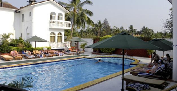 Three Star Hotels In Goa Near Baga Beach