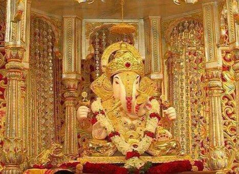 Dagadusheth Halwai Ganapati Temple Pune Maharashtra
