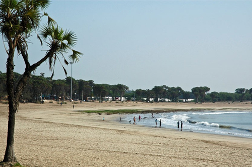 Beaches Of Daman And Diu