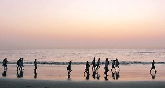 Daman Beach Holiday Tour
