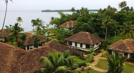 Deshadan Backwater Resort Alleppey Kerala