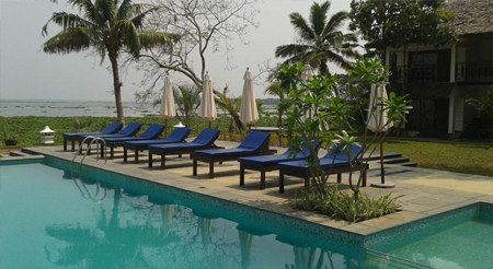 Deshadan Backwater Resort Alleppey