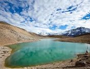 Dhankar Lake Spiti Valley