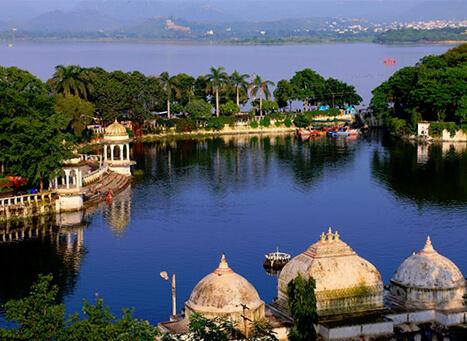 Doodh Talai Lake - Udaipur | Amaze View