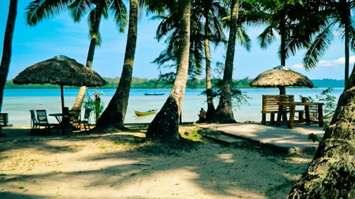 Eco Villa Palm Beach Resort, Havelock