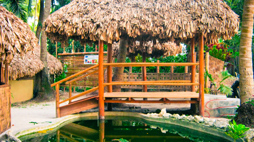 Eco Villa Palm Beach Resort, Havelock Island