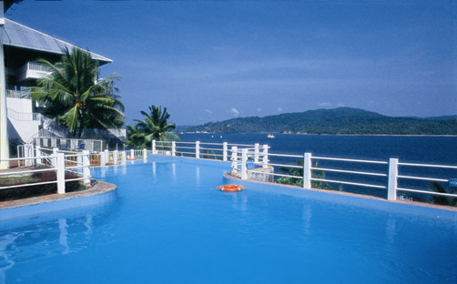 Fortune Resort Bay Island, Port Blair